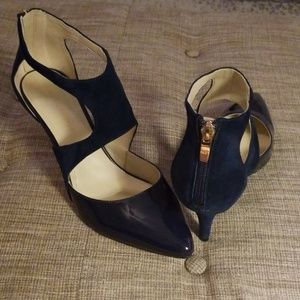 Marc Fisher Navy Pumps